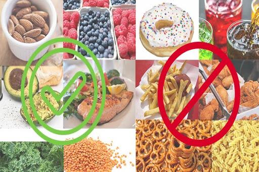 Thực phẩm cần kiêng khi bị rối loạn cương dương